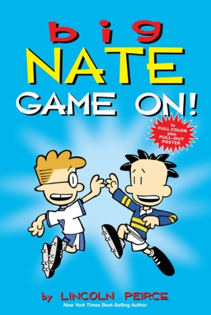 Afbeelding van Big Nate Game On!