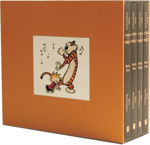 Afbeelding van Complete Calvin and Hobbes