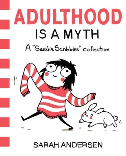 Afbeelding van Adulthood Is a Myth