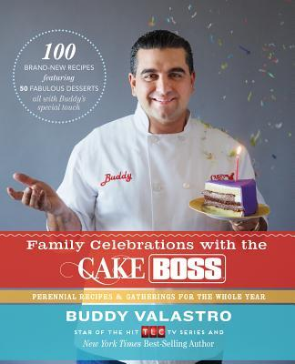 Afbeelding van Family Celebrations with the Cake Boss