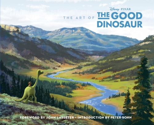 Afbeelding van Disney Pixar: The Art of The Good Dinosaur