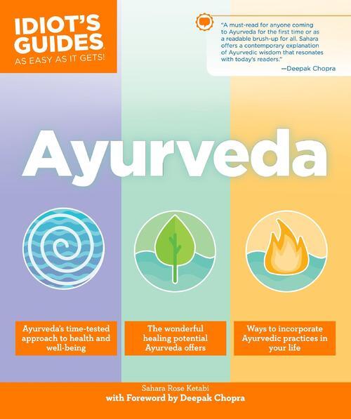 Afbeelding van Idiot's Guides Ayurveda