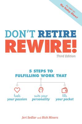 Afbeelding van Don't Retire, Rewire!