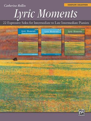 Afbeelding van Lyric Moments -- Complete Collection