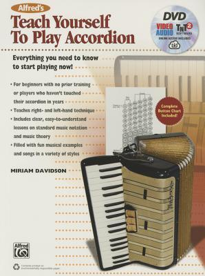 Afbeelding van Alfred's Teach Yourself to Play Accordion