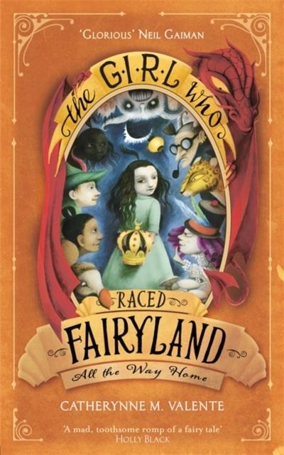Afbeelding van Girl Who Raced Fairyland All the Way Home