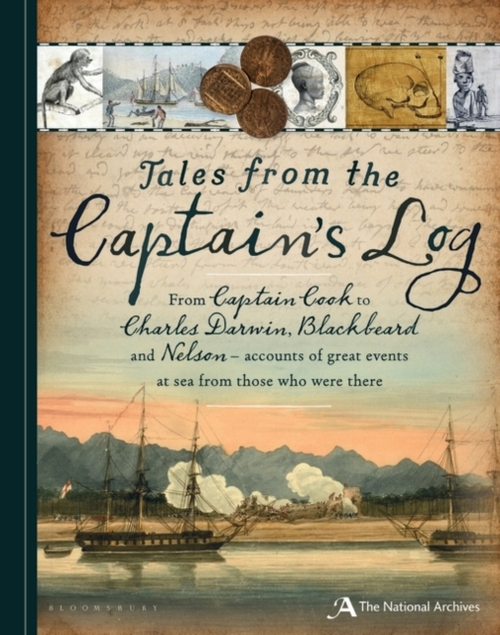 Afbeelding van Tales from the Captain's Log