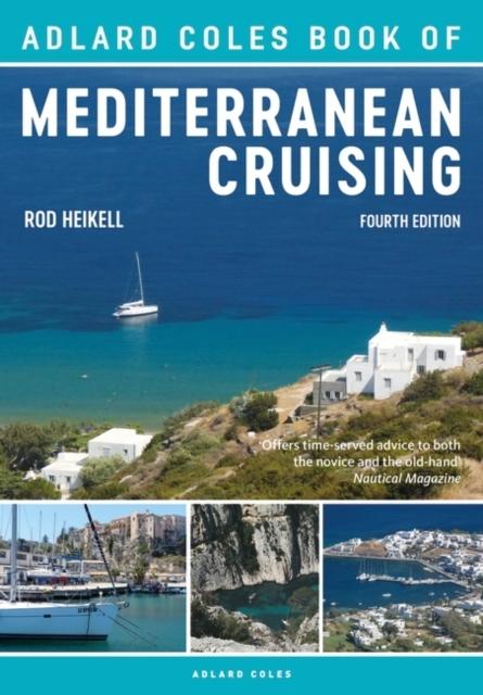 Afbeelding van The Adlard Coles Book of Mediterranean Cruising