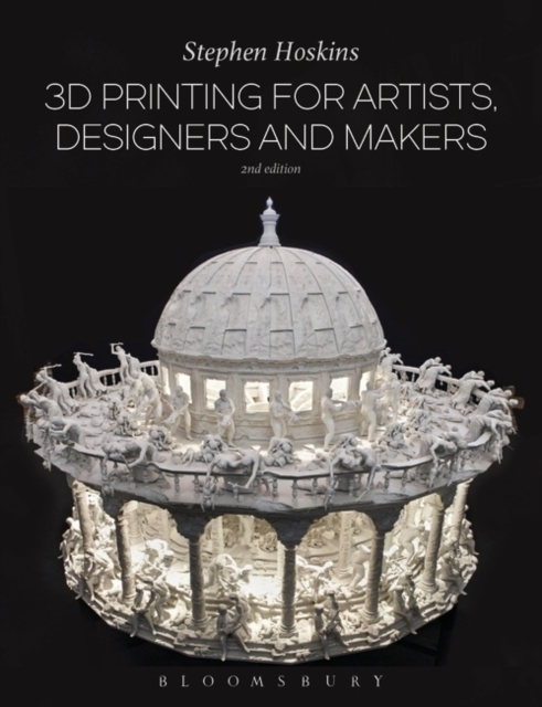 Afbeelding van 3D Printing for Artists, Designers and Makers