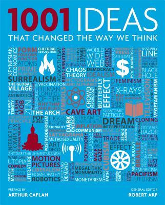 Afbeelding van 1001 Ideas That Changed the Way We Think