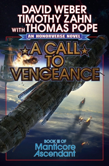 Afbeelding van A Call to Vengeance