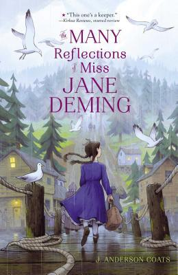 Afbeelding van The Many Reflections of Miss Jane Deming