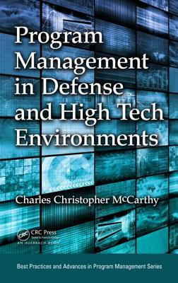 Afbeelding van Program Management in Defense and High Tech Environments