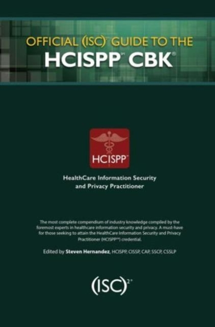 Afbeelding van Official Isc2 Guide to the Hcispp Cbk
