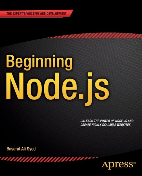 Afbeelding van Beginning Node.js