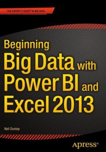 Afbeelding van Beginning Big Data with Power BI and Excel 2013