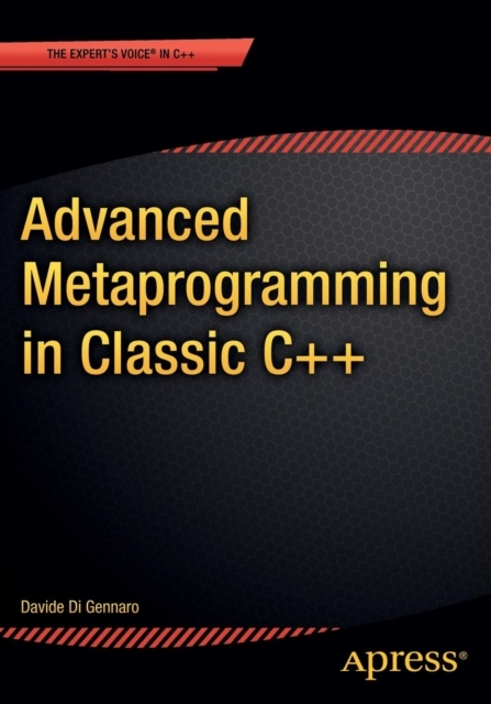 Afbeelding van Advanced Metaprogramming in Classic C++