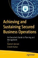 Afbeelding van Achieving and Sustaining Secure Business Operations