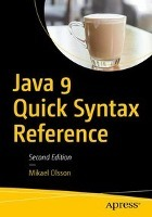 Afbeelding van Java Quick Syntax Reference