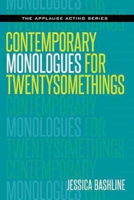 Afbeelding van Contemporary Monologues for Twentysomethings