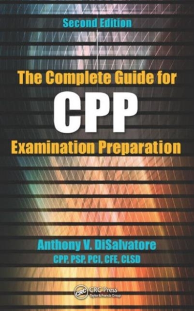 Afbeelding van The Complete Guide for CPP Examination Preparation
