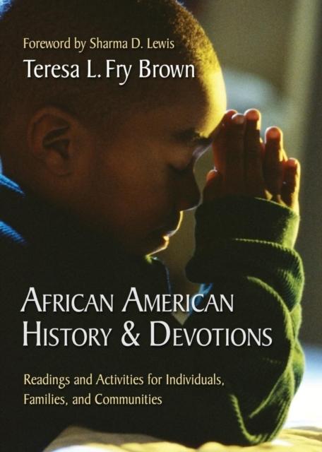 Afbeelding van African American History & Devotions