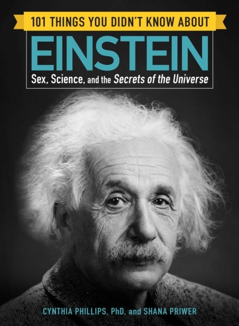 Afbeelding van 101 Things You Didn't Know About Einstein
