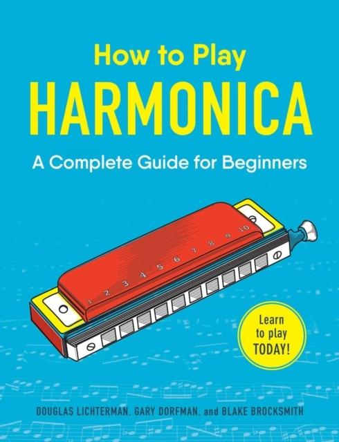 Afbeelding van How to Play Harmonica