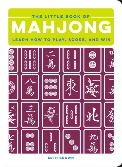 Afbeelding van The Little Book of Mahjong