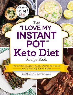"""Afbeelding van The """"I Love My Instant Pot"""" Keto Diet Recipe Book"""