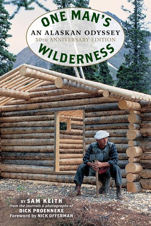 Afbeelding van One Man's Wilderness