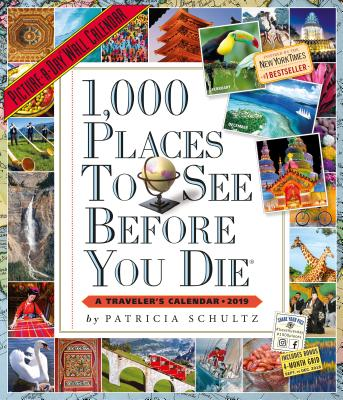 Afbeelding van 2019 1000 Places to See Before You Die Picture-A-Day Wall Ca