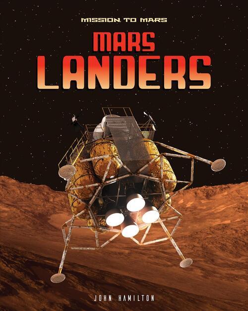 Afbeelding van Mars Landers