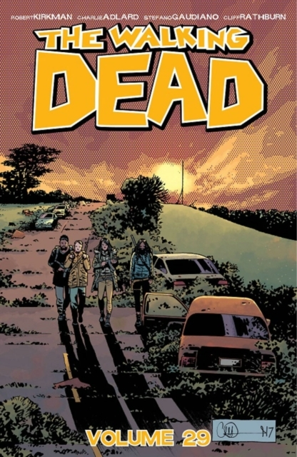 The Walking Dead Volume 29: Lines We Cross kopen