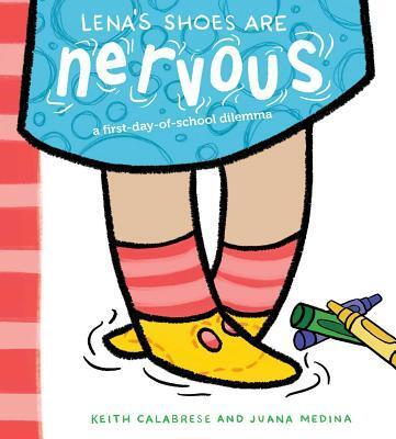 Afbeelding van Lena's Shoes Are Nervous