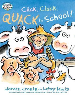 Afbeelding van Click, Clack, Quack to School!