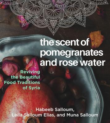 Afbeelding van Scent Of Pomegranates And Rose Water
