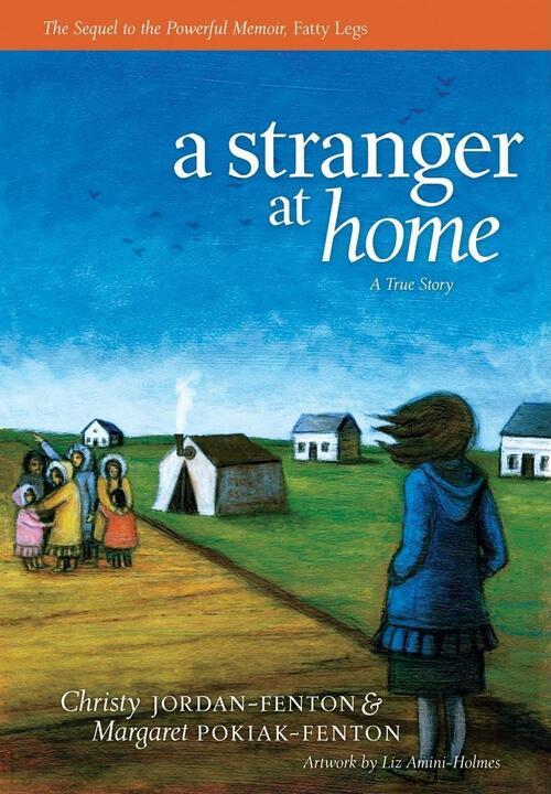 Afbeelding van A Stranger at Home