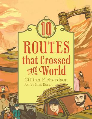 Afbeelding van 10 Routes That Crossed the World