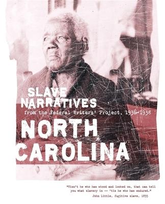 Afbeelding van North Carolina Slave Narratives