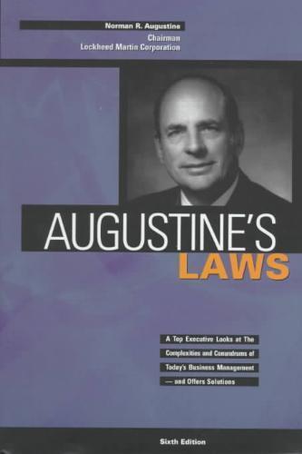 Afbeelding van Augustine's Laws, Sixth Edition