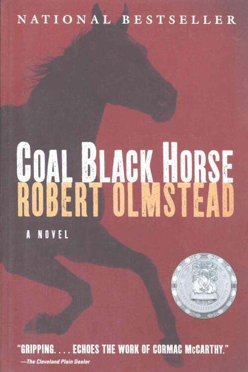 Afbeelding van Coal Black Horse