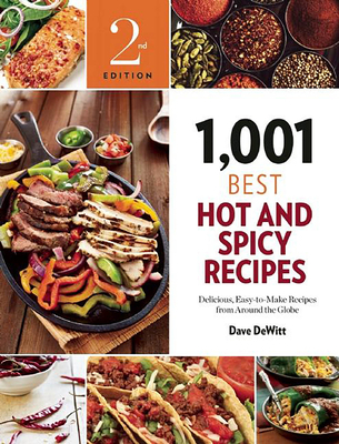 Afbeelding van 1,001 Best Hot and Spicy Recipes