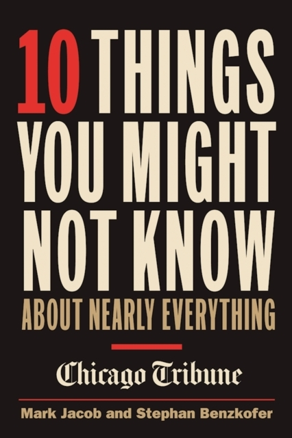 Afbeelding van 10 Things You Might Not Know About Nearly Everything