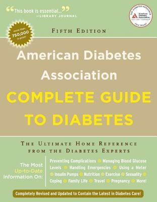 Afbeelding van American Diabetes Association Complete Guide to Diabetes