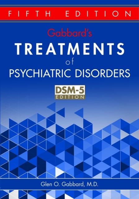 Afbeelding van Gabbard's Treatments of Psychiatric Disorders