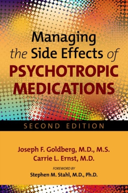 Afbeelding van Managing the Side Effects of Psychotropic Medications