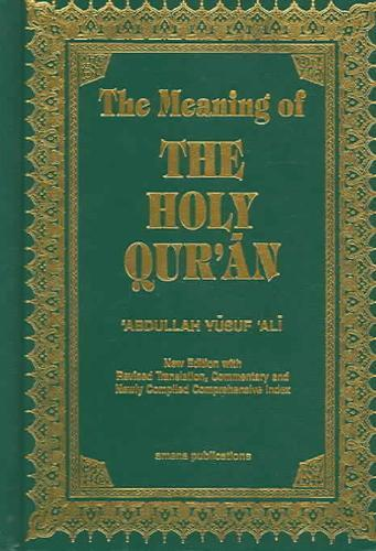 Afbeelding van The Meaning of the Holy Qu'ran