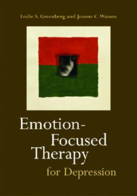Afbeelding van Emotion-Focused Therapy For Depression