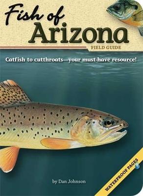Afbeelding van Fish of Arizona Field Guide